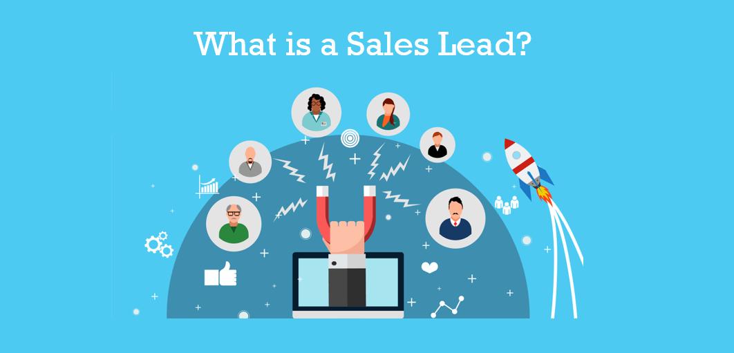 sales lead - banner